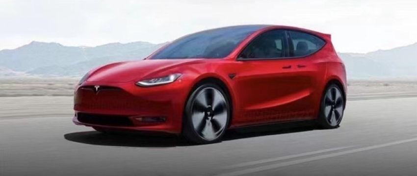 特斯拉計劃推出Model Q 預計起售價24990美元/2023年正式上市