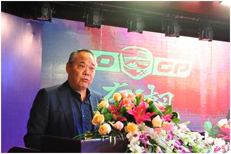 中国汽车摩托车运动联合会常务副秘书长何建东先生