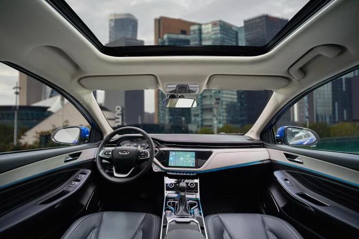 全面试驾国民车型艾瑞泽GX 引领AI人工智能
