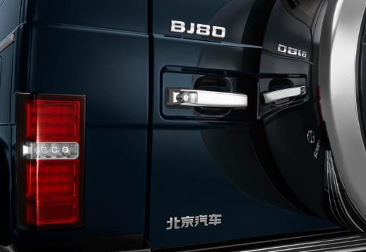 领行者,驭驾而来——北京(BJ)80重新定义中国高端越野车