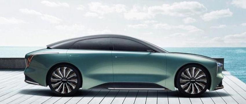 恒驰品牌全球首发六款新车 实现轿车、SUV、MPV全领域覆盖