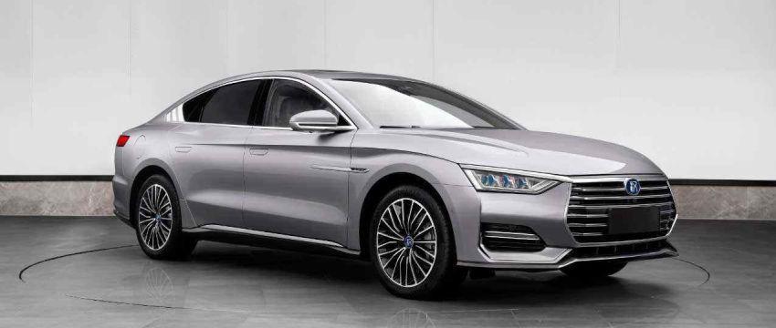 汉DM的外观+汉EV的动力存放,比亚迪的新车e9怎么样他无声?