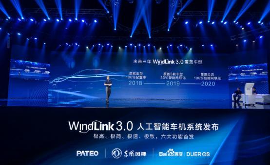 从智能互联到AI,东风风神WindLink 3.0竞争力分析