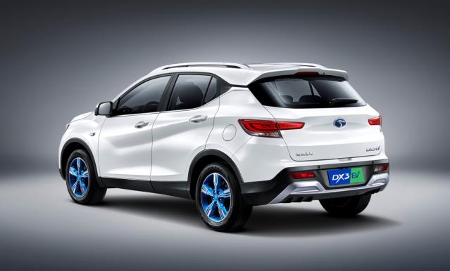 【2月】东南汽车纯电动车DX3EV上市,售价亲民1309.png