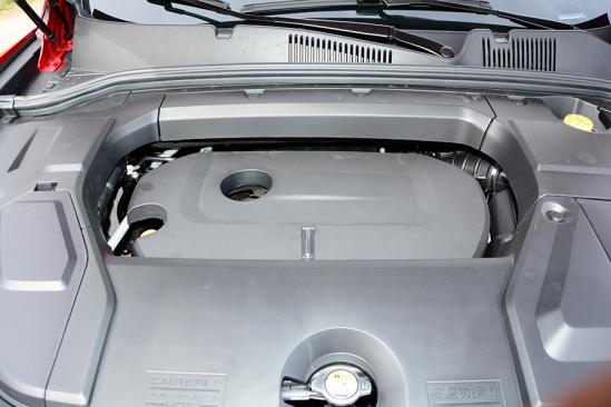 试驾WEY VV5升级款 加装四驱系统+配置升级,体验再升级1245.png