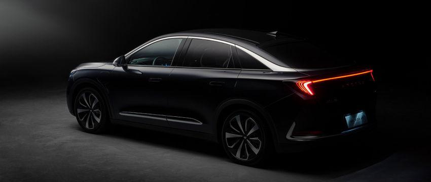极狐阿尔法S将搭载华为HI智能汽车解决方案,上海车展正式亮相