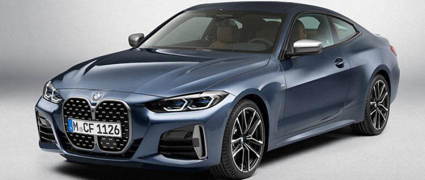 全新BMW 4系 成都车展开启预售36.5万元起