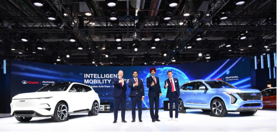 接连布局印度、泰国市场 长城汽车全球化版图继续扩张