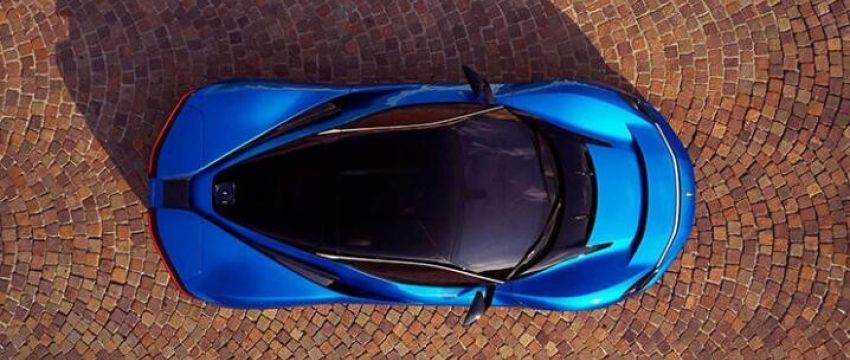世界首款纯电动超级跑车!宾尼法利纳Battista下月发布