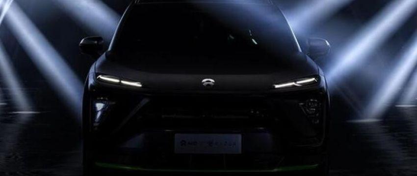 """蔚来与雷蛇联名推出""""ES6暗夜探索者""""版特别车型"""