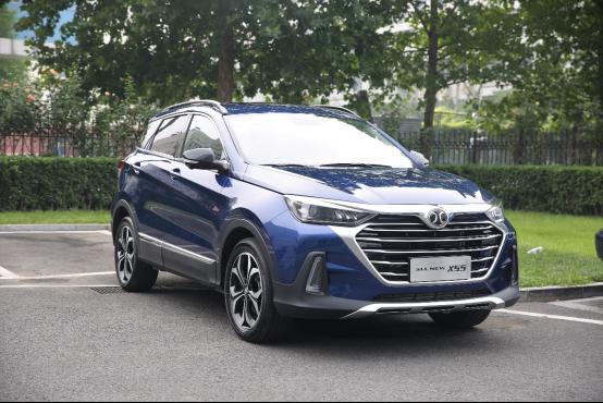 搭载多项领先AI科技 北京汽车新一代绅宝X55将于三季度上市