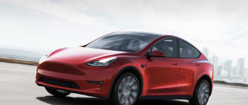 特斯拉Model Y推新款替代现入门车型 约28万起!比国产Model 3还便宜!