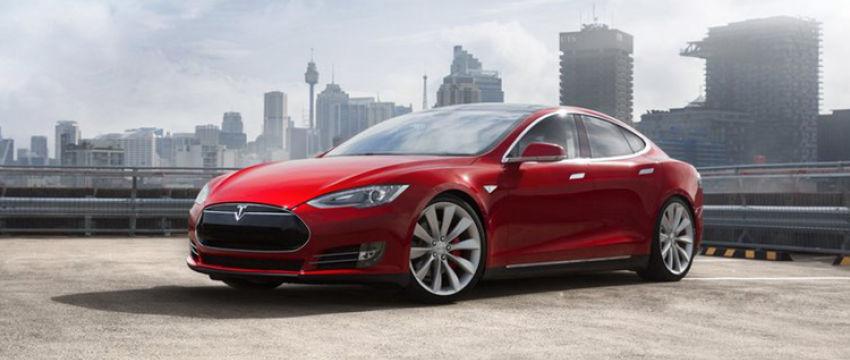 特斯拉国内召回14123辆Model S!