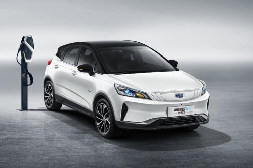 10万预算买纯电SUV,帝豪GSe和比亚