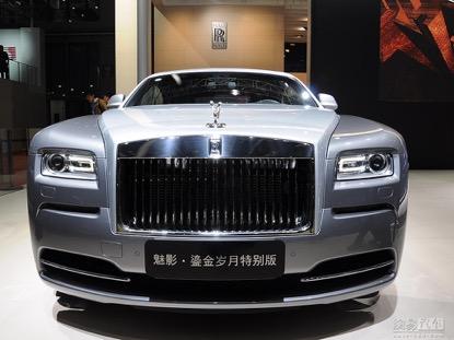 往届上海车展豪车展示(图片来自于网易汽车)