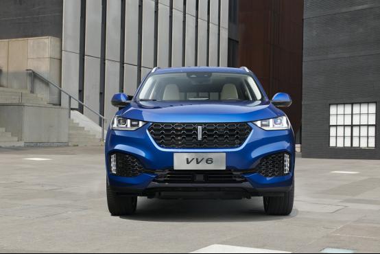 """0914通发稿-""""智""""在必得,VV6将在紧凑型SUV战场掀起狂澜370.png"""