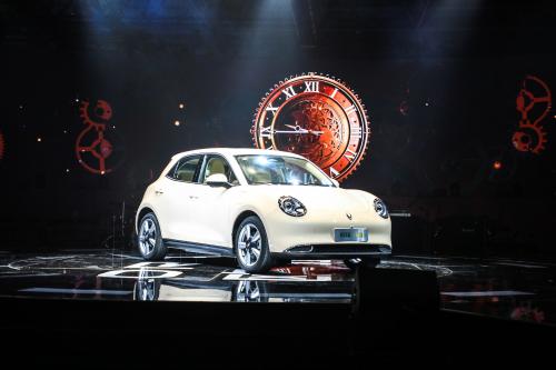 欧拉北京车展表白信的后续来了