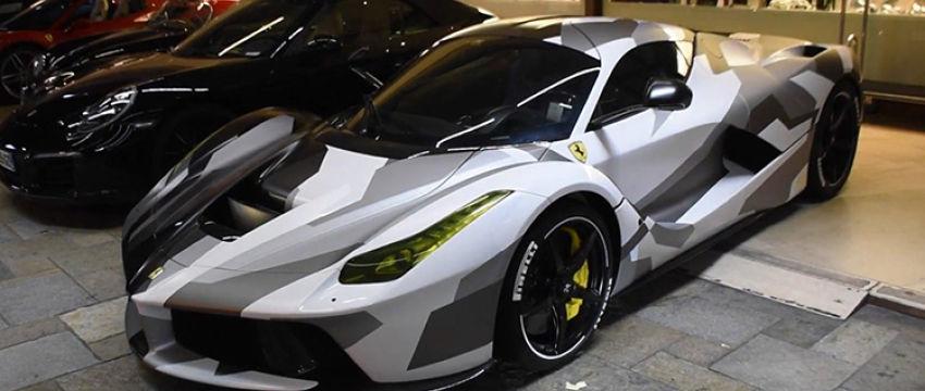 法拉利下一代混动车型计划将于2020年交付