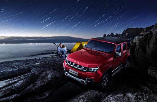 驾享者,以梦为马——北京(BJ)40 PLUS开创越野全新价值-汽车氪