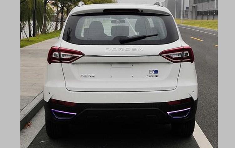 大乘首款纯电SUV G60E,申报图曝光