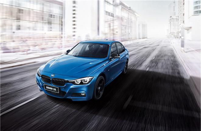 新BMW 3系2019款上市 售价32.38万起